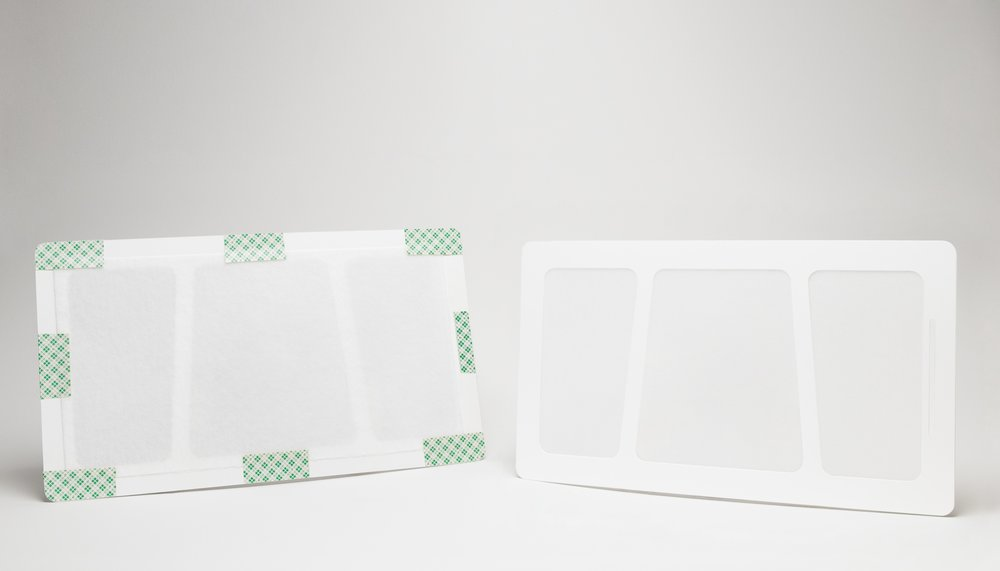 VentMask Adhesive Vent Register Air Filters