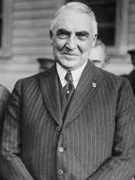 Warren Gamaliel Harding hid in a closet to fool around on his wife!