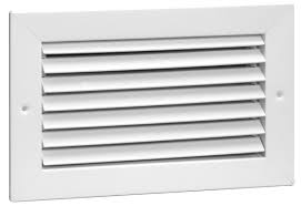 Vent grille….no fin adjustments.