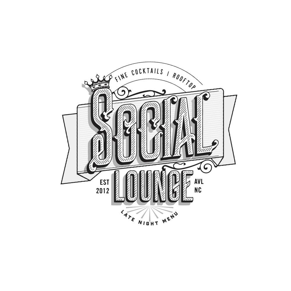 social lounge logo