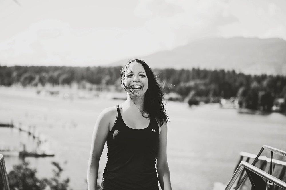 Ariana Fotinakis Vancouver Personal Trainer