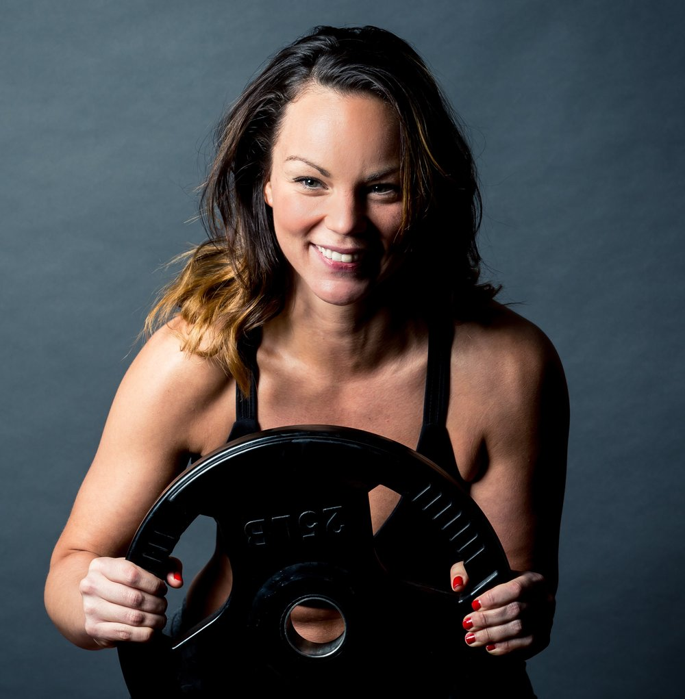 Jenn Saunders Personal Trainer Vancouver