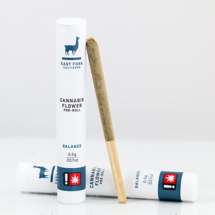 Pre-rolls - Our line of premium, all-flower 0.5 gram pre-rolls are available in three categories:Relax: A subtle path to relaxation and euphoria | High CBD | Less than 1% THCBalance: Balanced relief of tension and stress | High CBD | 1-5% THCCreate: A pleasant burst of energy and creativity | High CBD | 5+% THC