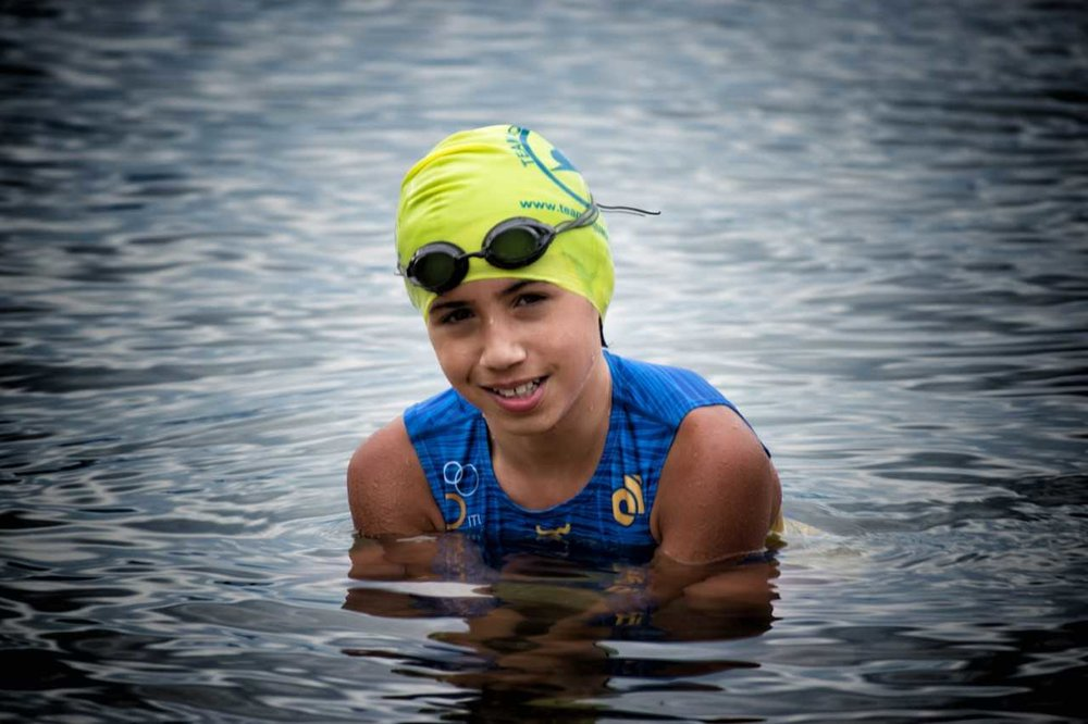 Youth Triathlete