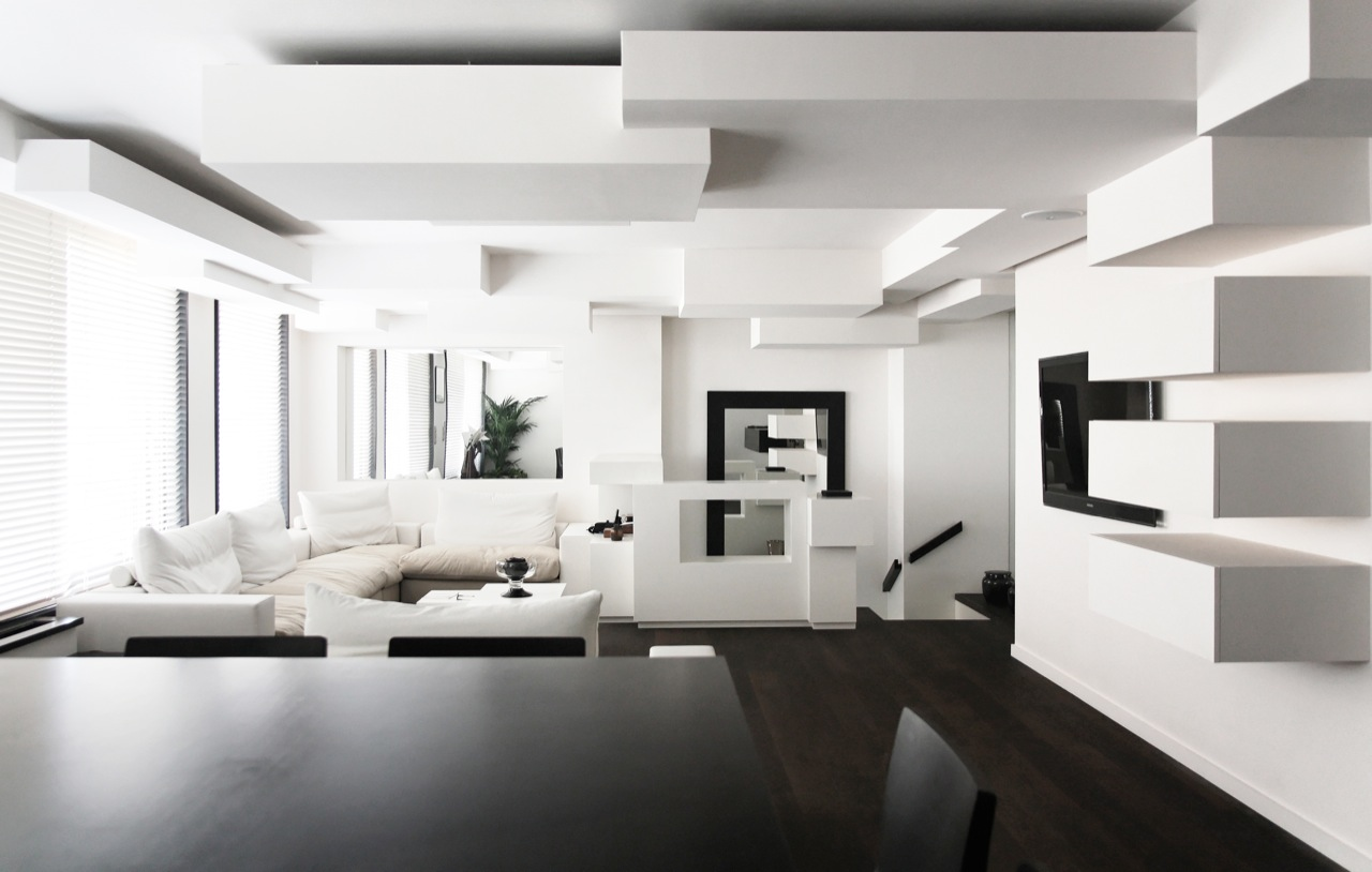 stylish home renovations to get the new best design. Outstanding-design-stylish-black-and-white-home-interior-. INEXT HOME RENOVATIONS Stylish Home Renovations To Get The New Best Design M