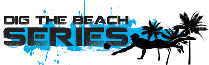 Dig the beach Logo