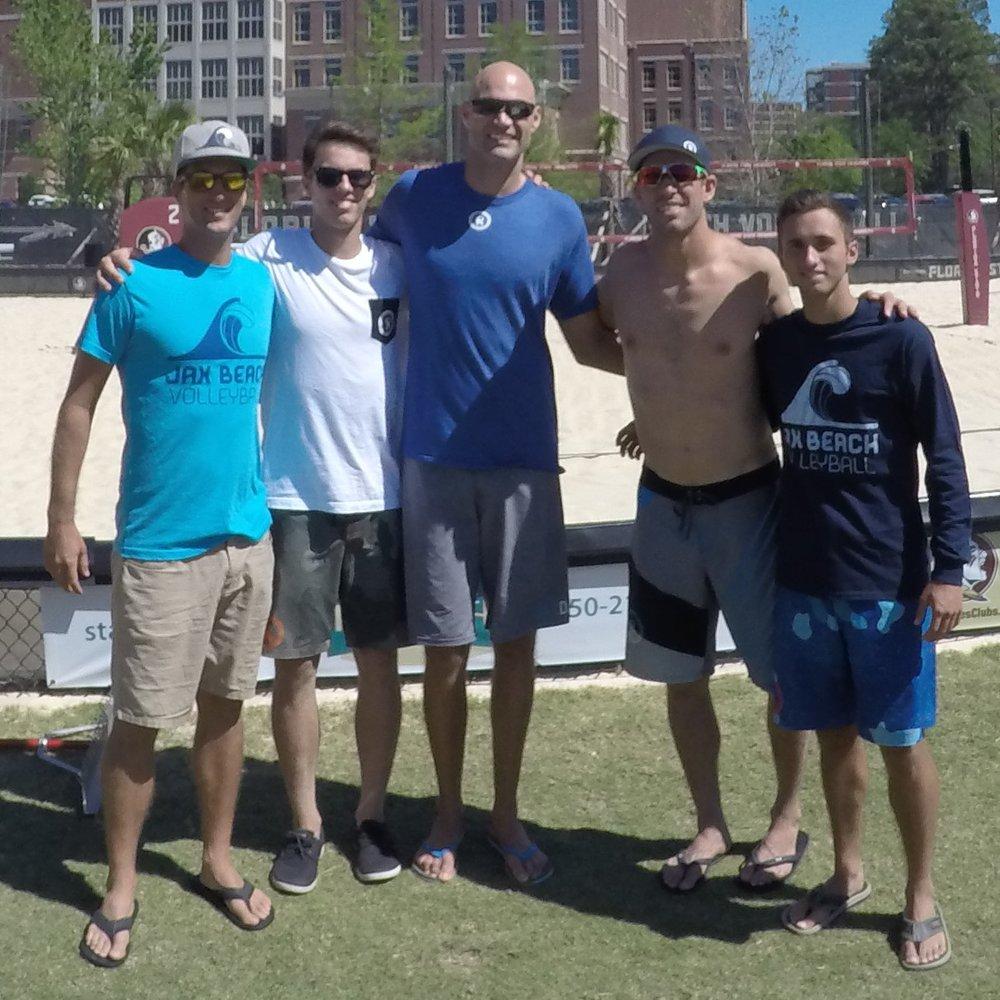 Team USA Beach Volleyball
