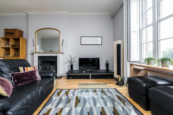 Two Bedroom Flat, Harley Street -