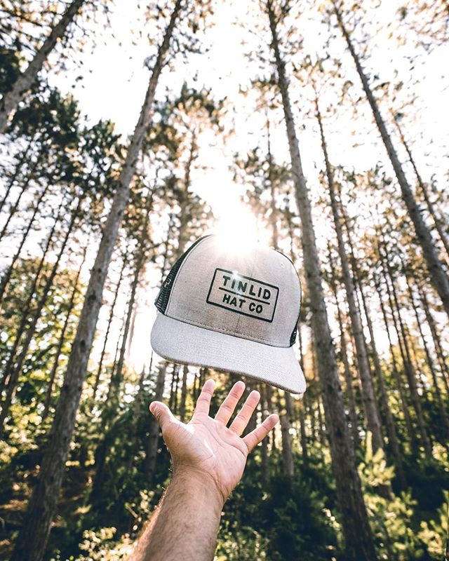Get the Stride hat for only $24 with free shipping in the USA! Link in bio. - With your purchase, we plant a tree!