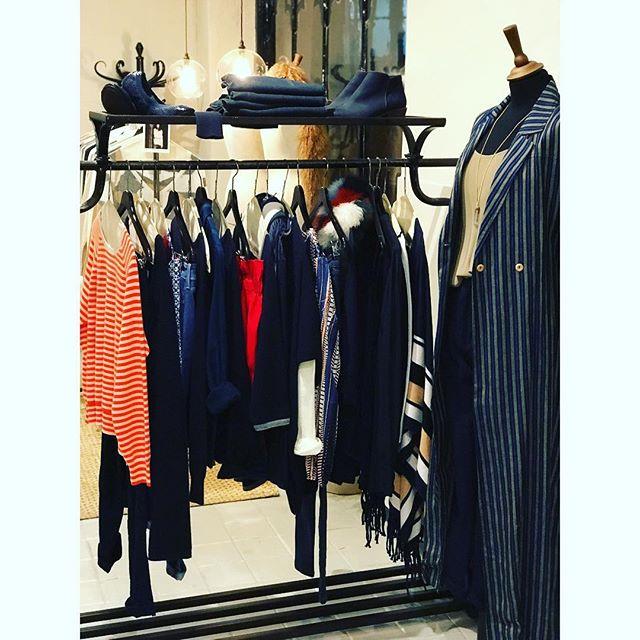 We are in the mood for stripes #cashmerestripes #silkstripes #stripewrap #stripedress #instorenow #salcombe #openallweekend #newstock #aheadofthegame #lovetoseeyou