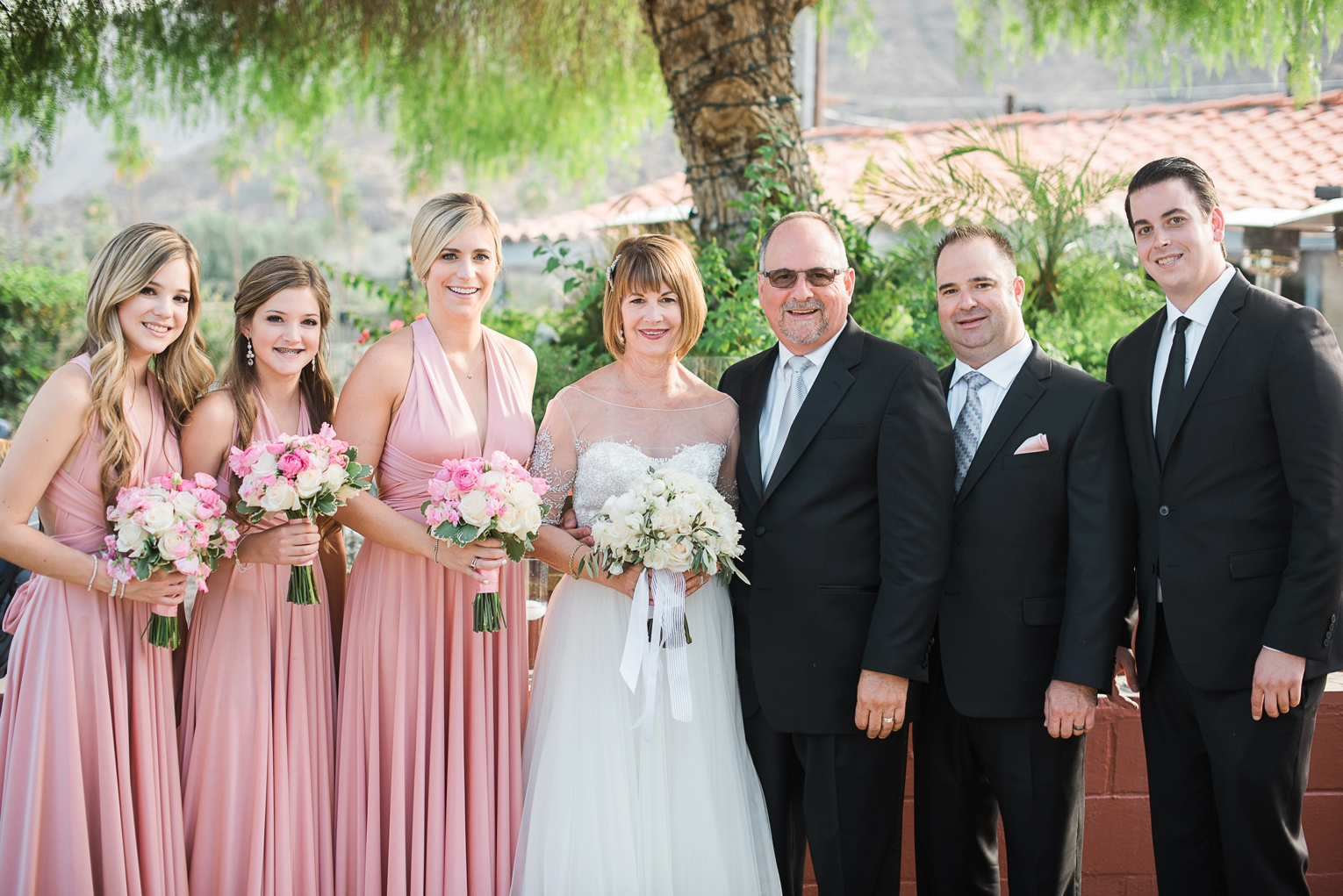 Elegant Palm Springs Wedding | Brandi Welles Photographer_0016