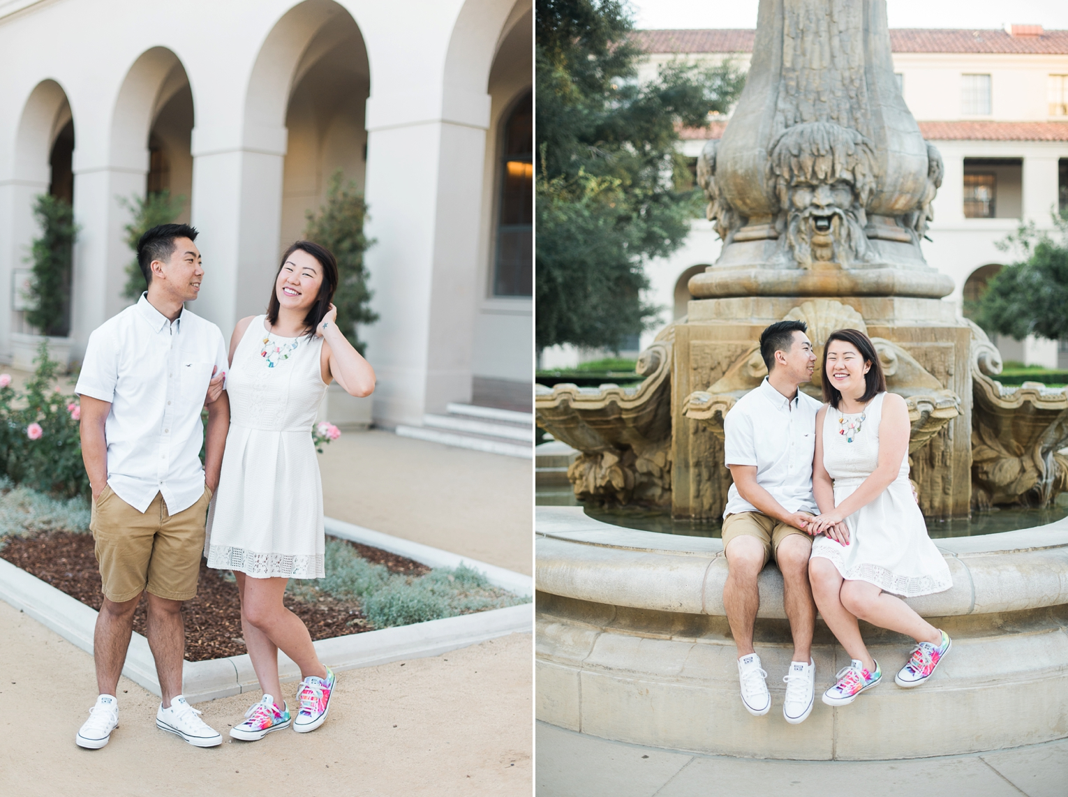 Old town Pasadena Engagement Photos | Brandi Welles Photographer_0004