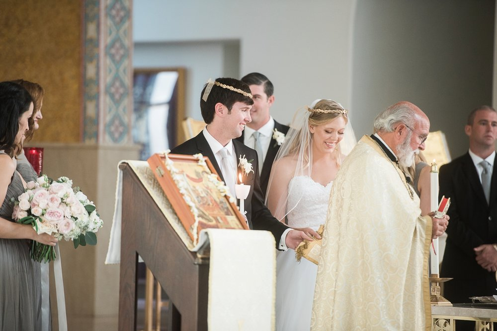 Picturesque Franciscan Gardens Wedding Ceremony