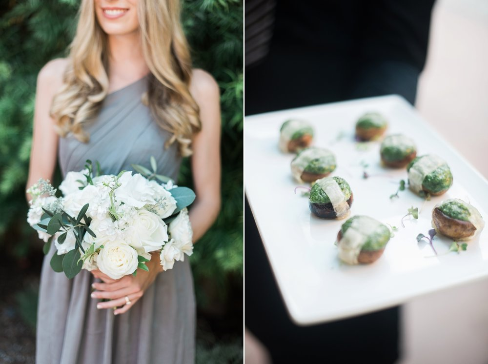 Picturesque Franciscan Gardens Wedding Details