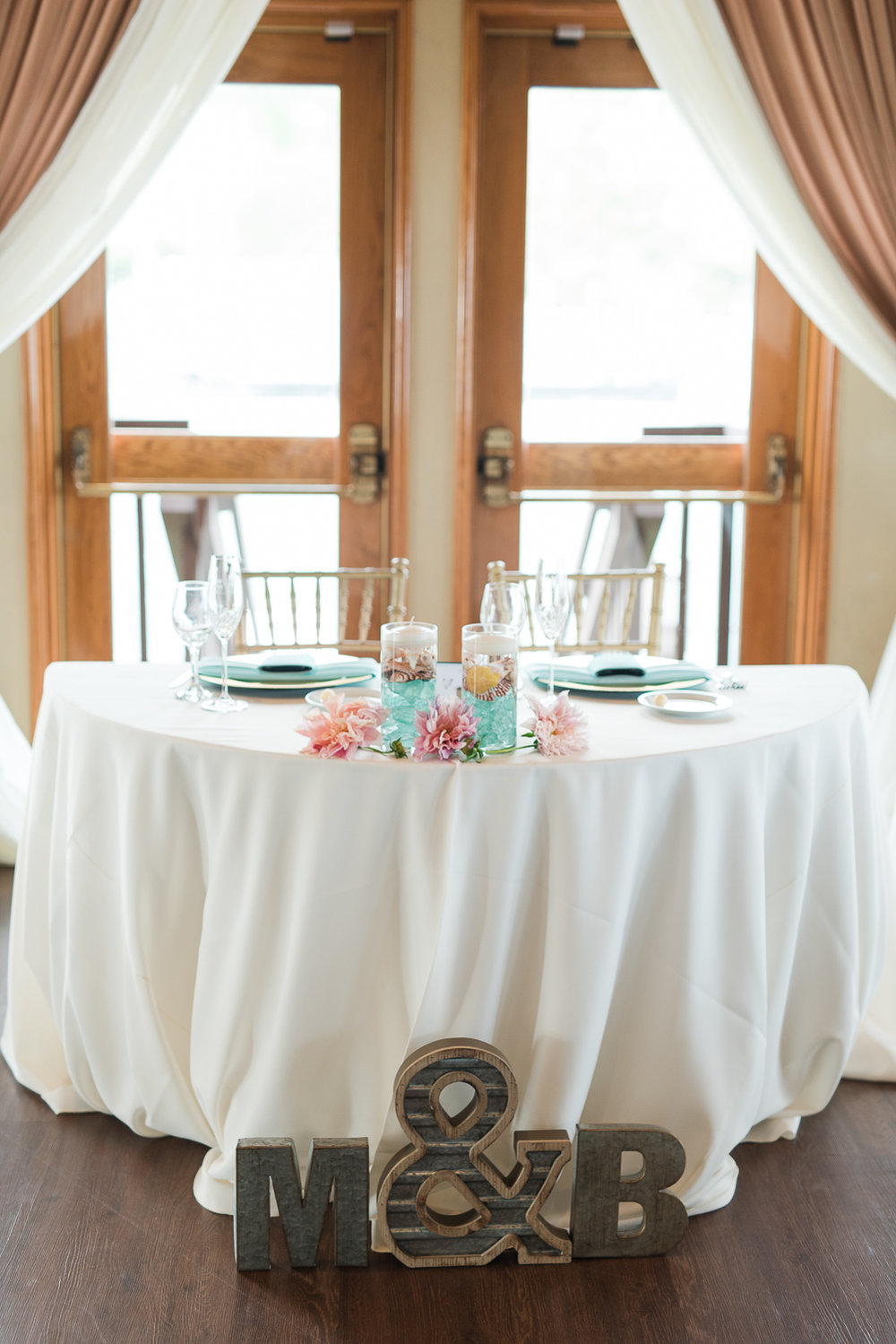 Dana Point Harbor Wedding Details