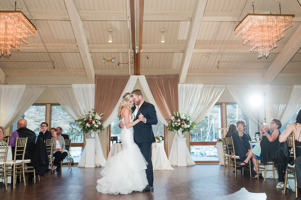 Dana Point Harbor Wedding
