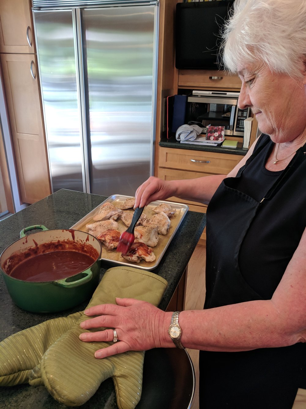 Organic Meals for Homeward Bound Marin