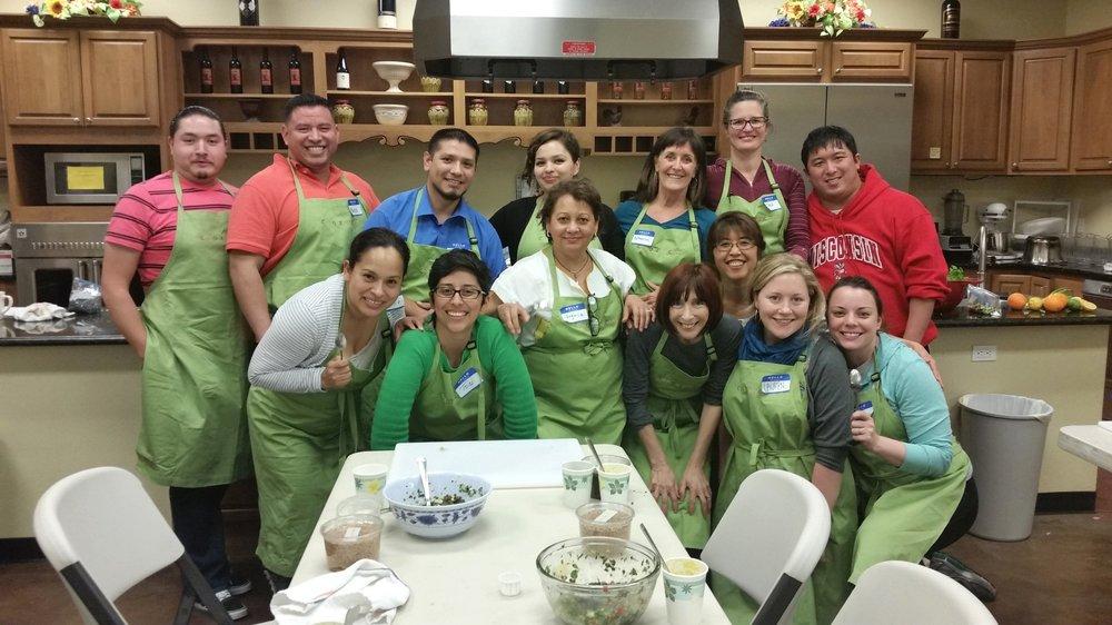 Cook on Every Corner - Santa Rosa Community