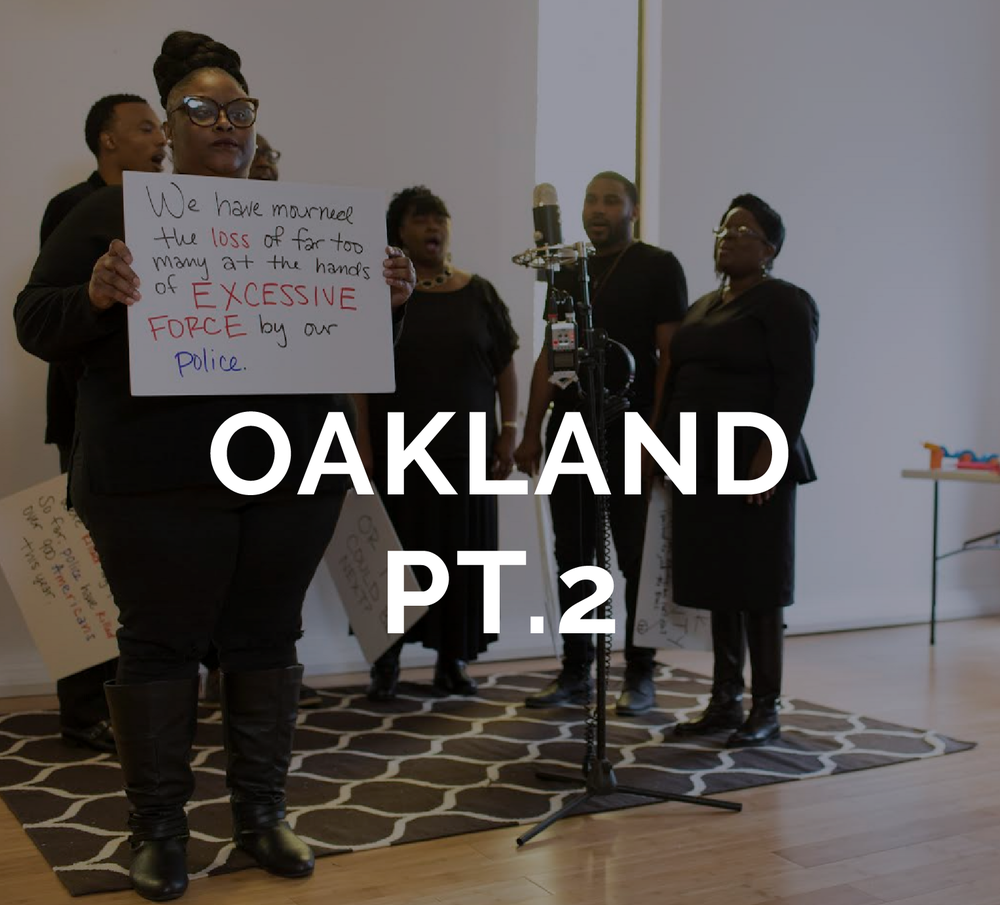 Oakland, California Part two