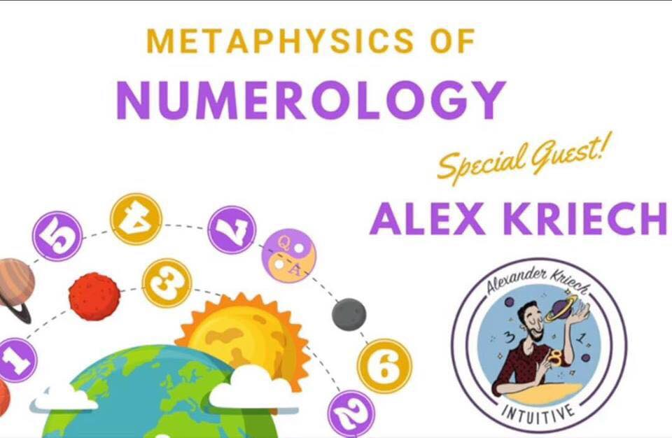 I was a guest on Metaphysical Q & A, a super fun podcast that explains the metaphysics of various topics, hosted by  Lauren Cielo  and  Crystal Heinemann .  I was brought on to explain the metaphysics of Numerology, and answered various questions that listeners had for me.  Check out the video on YouTube below. If you'd rather listen to the audio only, you can find the podcast on tons of platforms, including Google Play and iTunes.  Enjoy the episode!