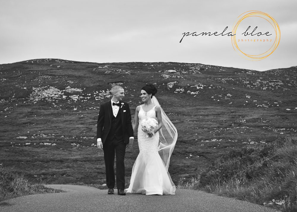 From Down under to Horn Head, enjoy the story of Amanda and Ciarans amazing Wedding Day.......CLICK TO READ