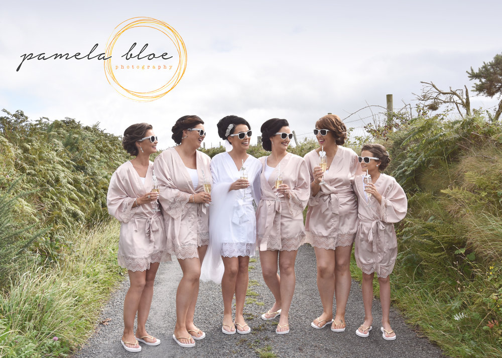 bridesmaid-pyjamas-photoshoot-team-bride-wedding