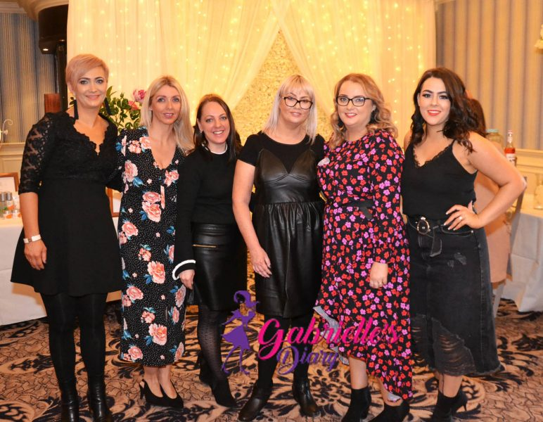 Some of the TEAM BRIDE gang - Annmarie Daly, Catherine Carlin, Lisa McElroy, Paula Whyte, Carina Monteith & Marie Martin