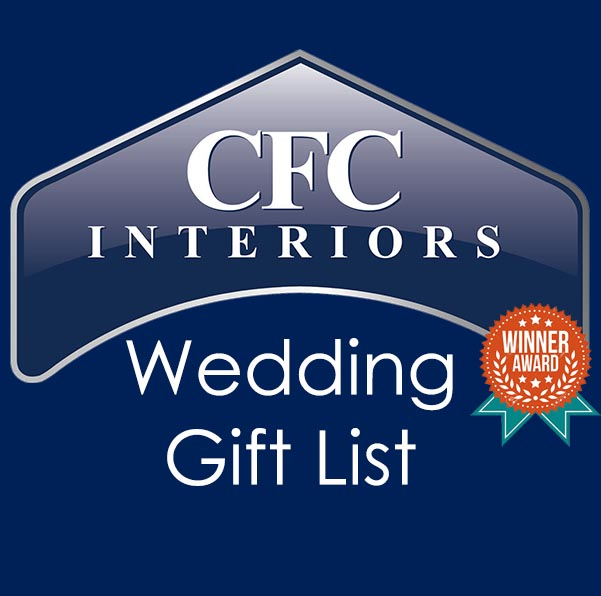 When it comes to Wedding Gift Lists, CFC Interiors are the absolute best there is. With two fabulous stores based in Derry & Cookstown and a dedicated award winning team they will guide you through the process with ease.   LEARN MORE
