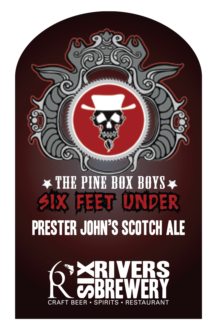 Prester John's Scotch Ale