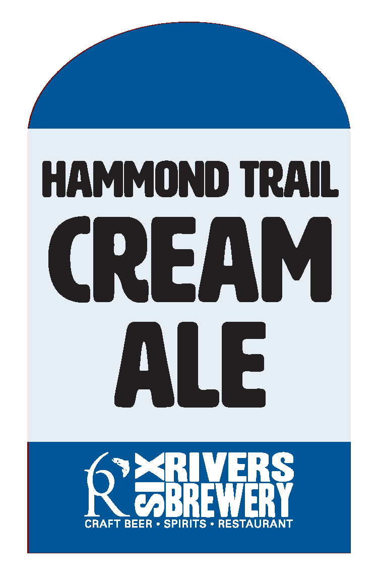Hammond Trail Cream Ale