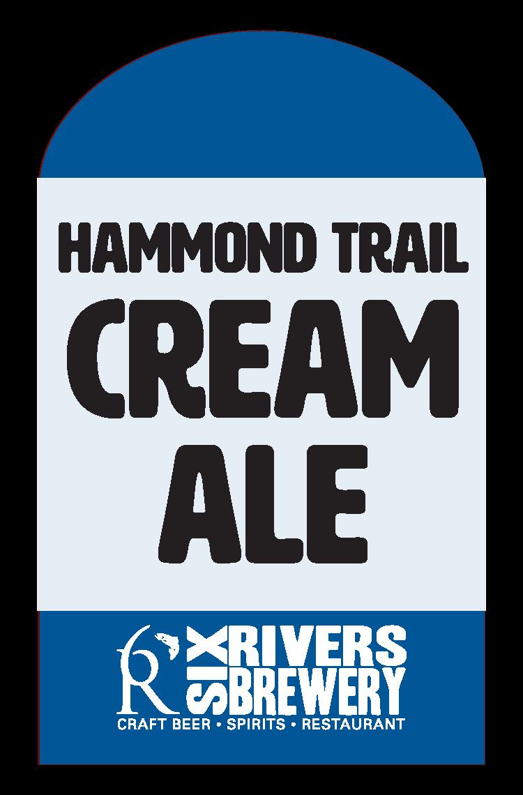 Hammond Trail Cream Ale