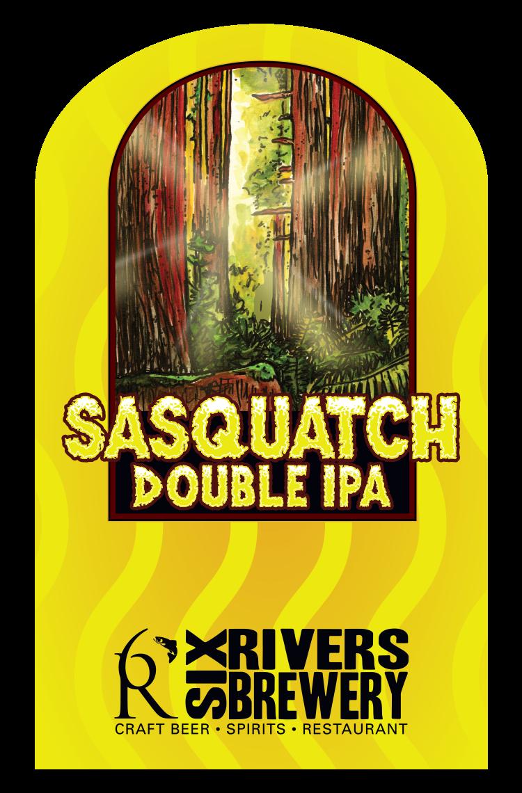 Sasquatch DIPA