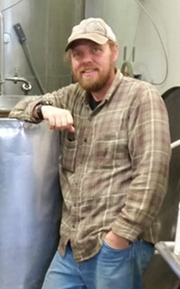 Jon Hill Assistant Brewmaster