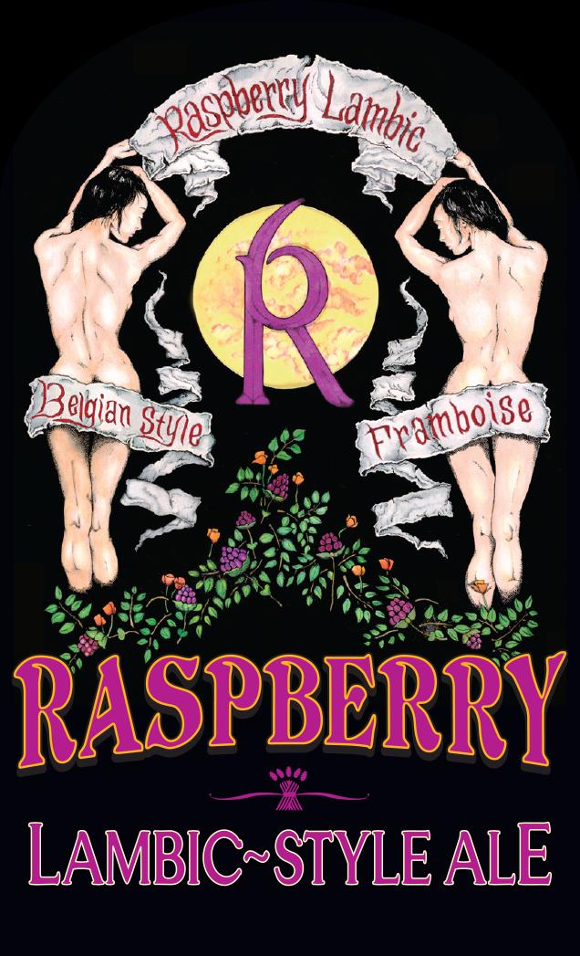 Copy of Raspberry Lambic