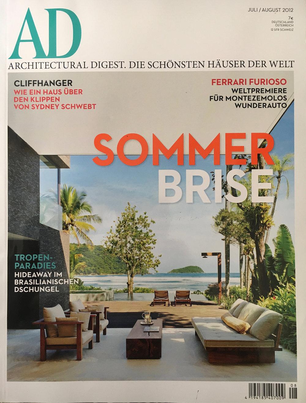 >> Architectural Digest 2012