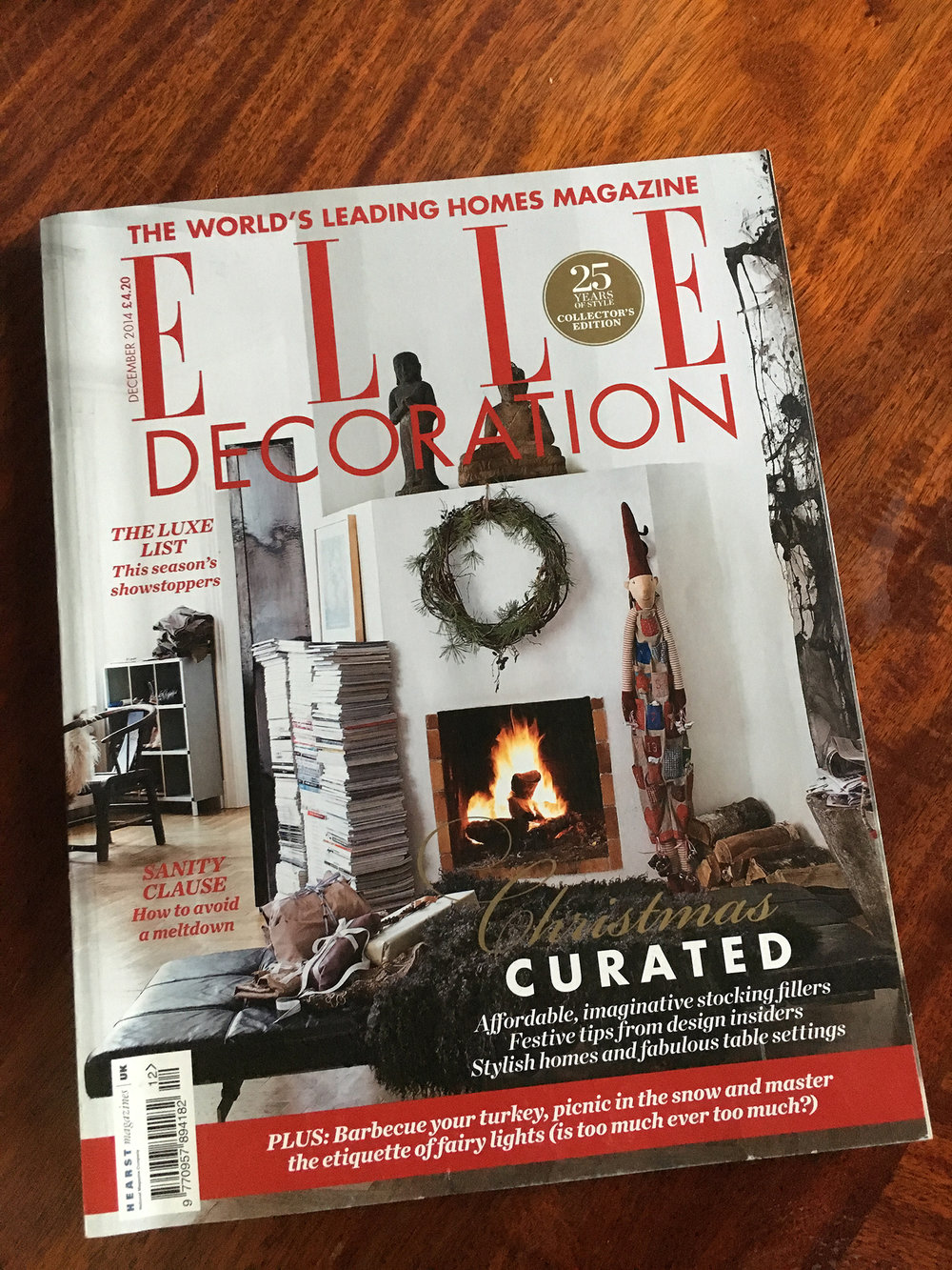 >> Elle Decoration 2014