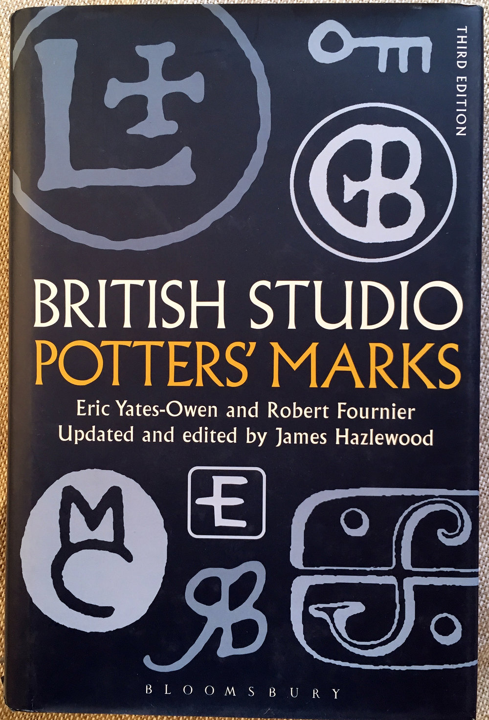 British Studio Potters Marks