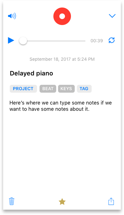 iPhone 7 - recording no project.png