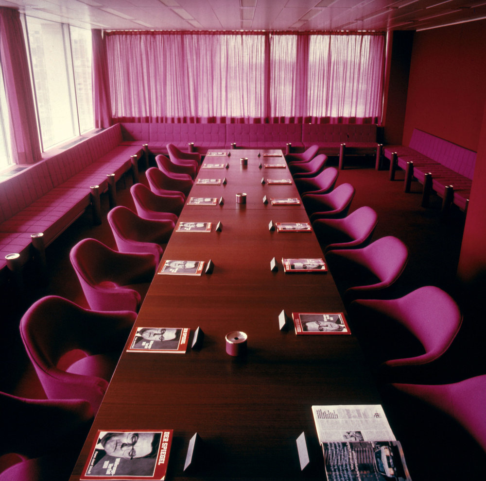 Image courtesy of Verner Panton