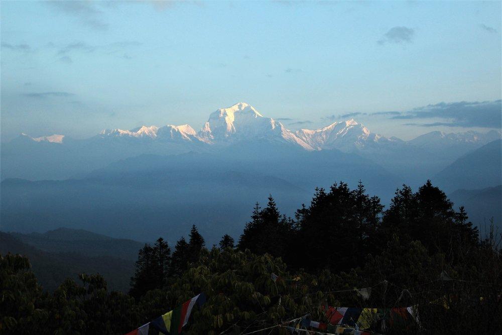 Dhaulagiri Mountain
