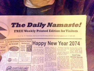 Happy 2074! Nepali New Year