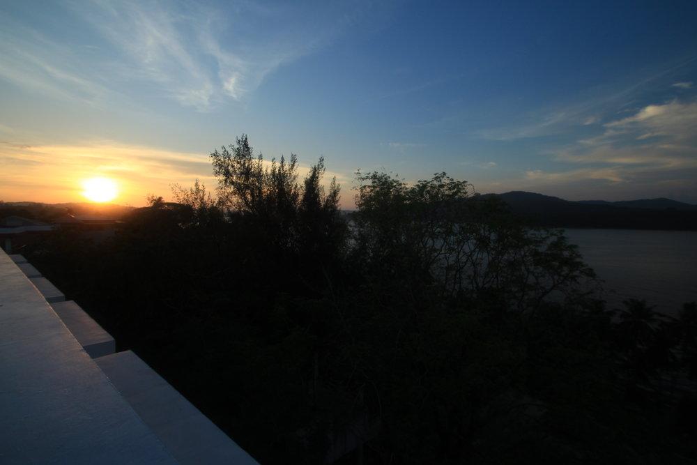 Sunset, Port Blair