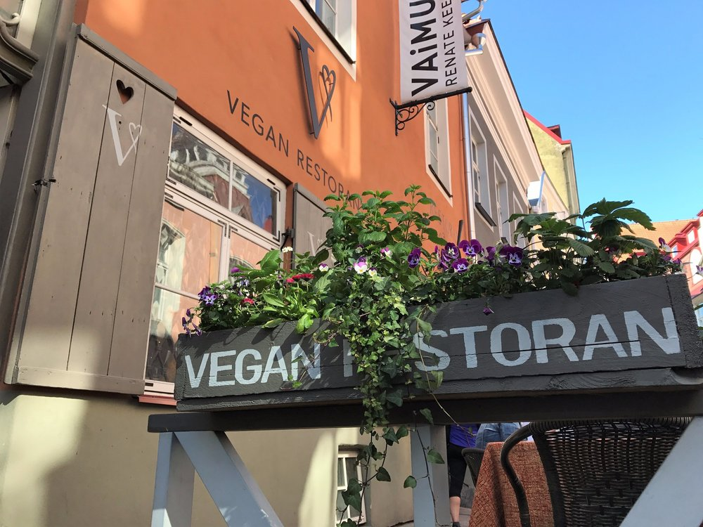 Old Town Vegan Restaurant