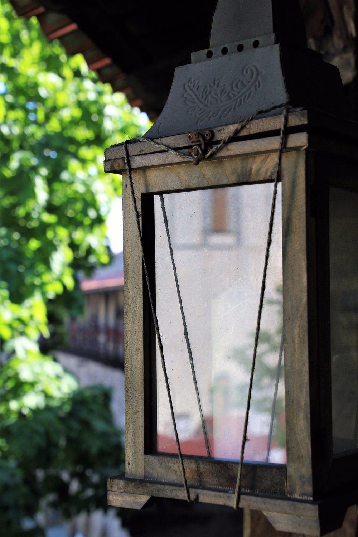Cafe Lanterns