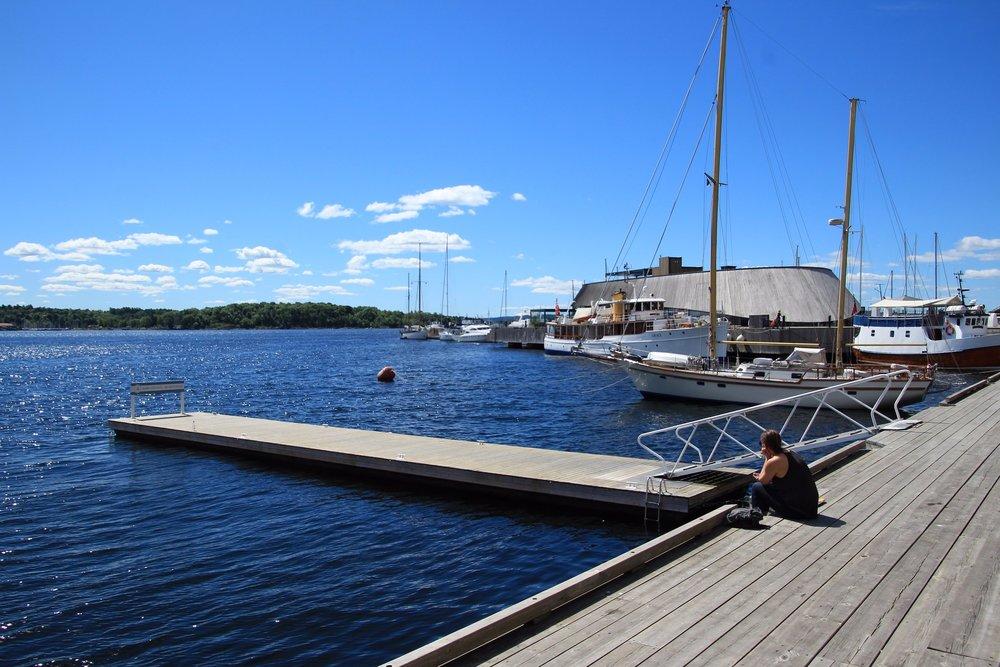 Dockside Oslo