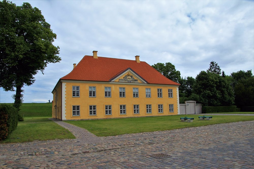 Kastellet General's house