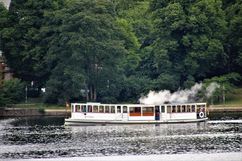 Oldest Steam Boat