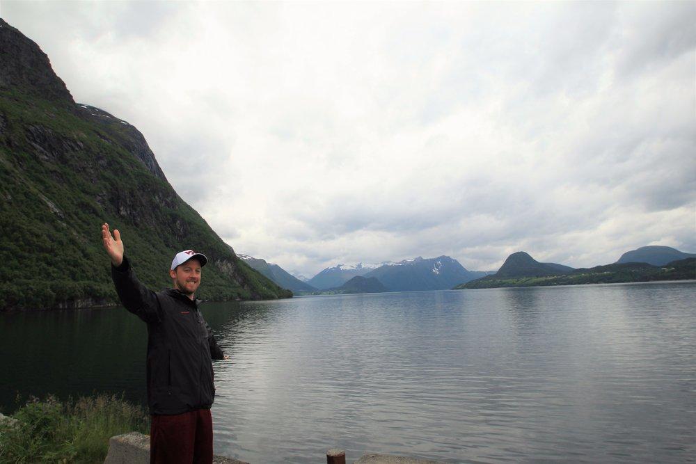 Åndalsnes, Norway