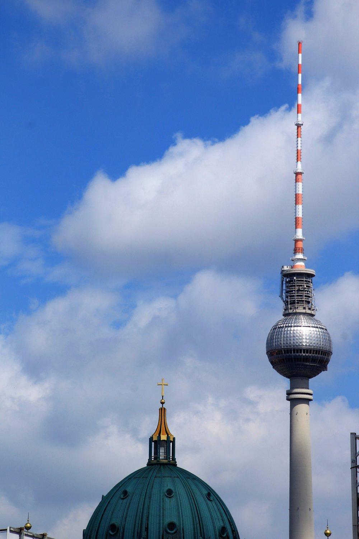 T.V. Tower