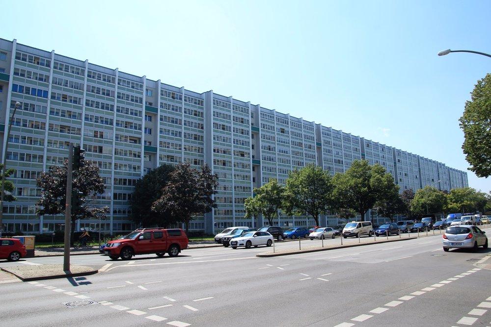warm Soviet architecture
